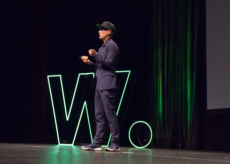 Talk: The Futur Founder Chris Do -  How to communicate your value and get known, at Awwwards Conference San Francisco