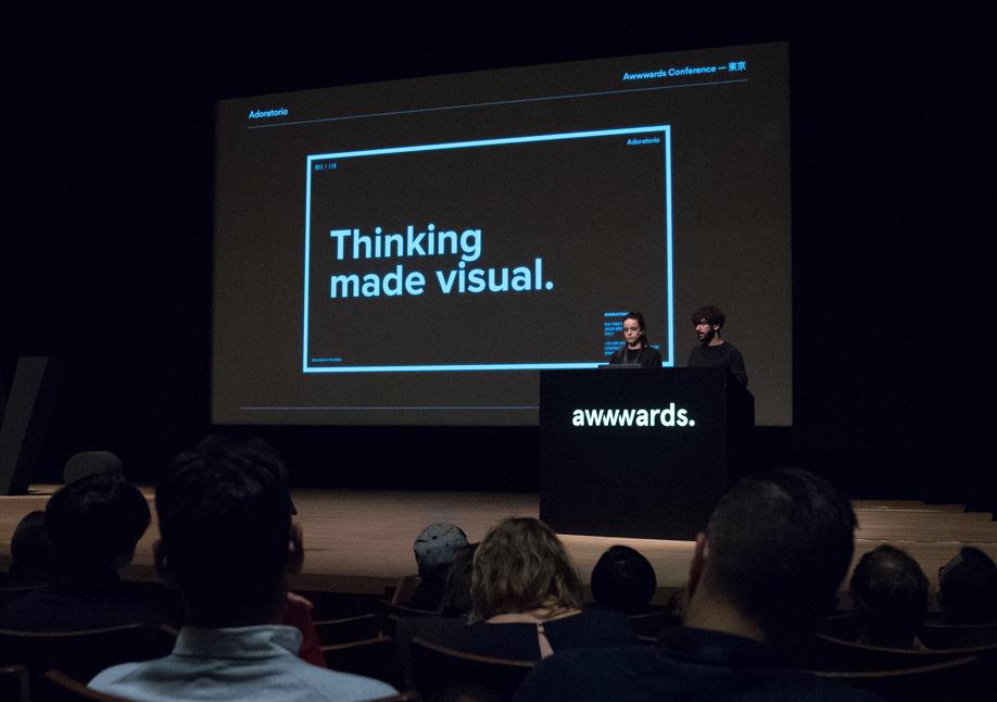 Talk: Pitching for Digital Agencies with Adoratorio Studio Co-Founders, Enea Rossi & Camilla Zampolini
